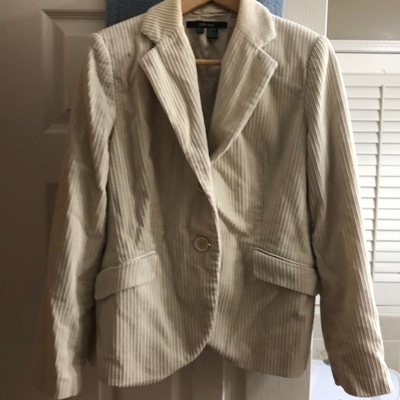 Ladies courdoury jacket